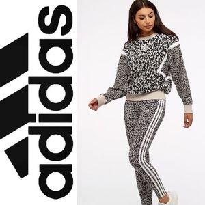 ADIDAS Originals Leoflage Sweatshirt & Leggings